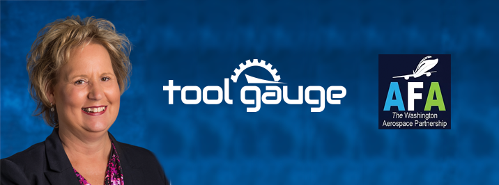 Tool Gauge CEO Debbie Lee joins AFA of Wash.